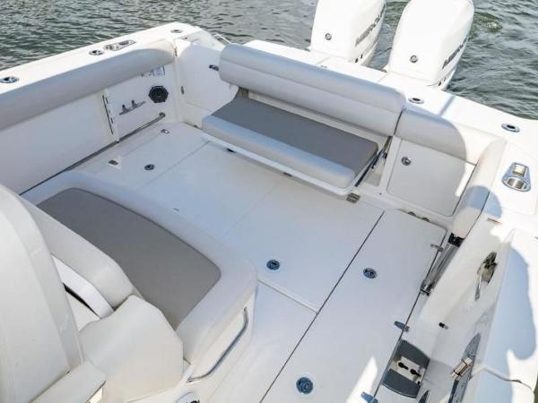 2020 Boston Whaler boat for sale, model of the boat is 330 Outrage & Image # 74 of 75