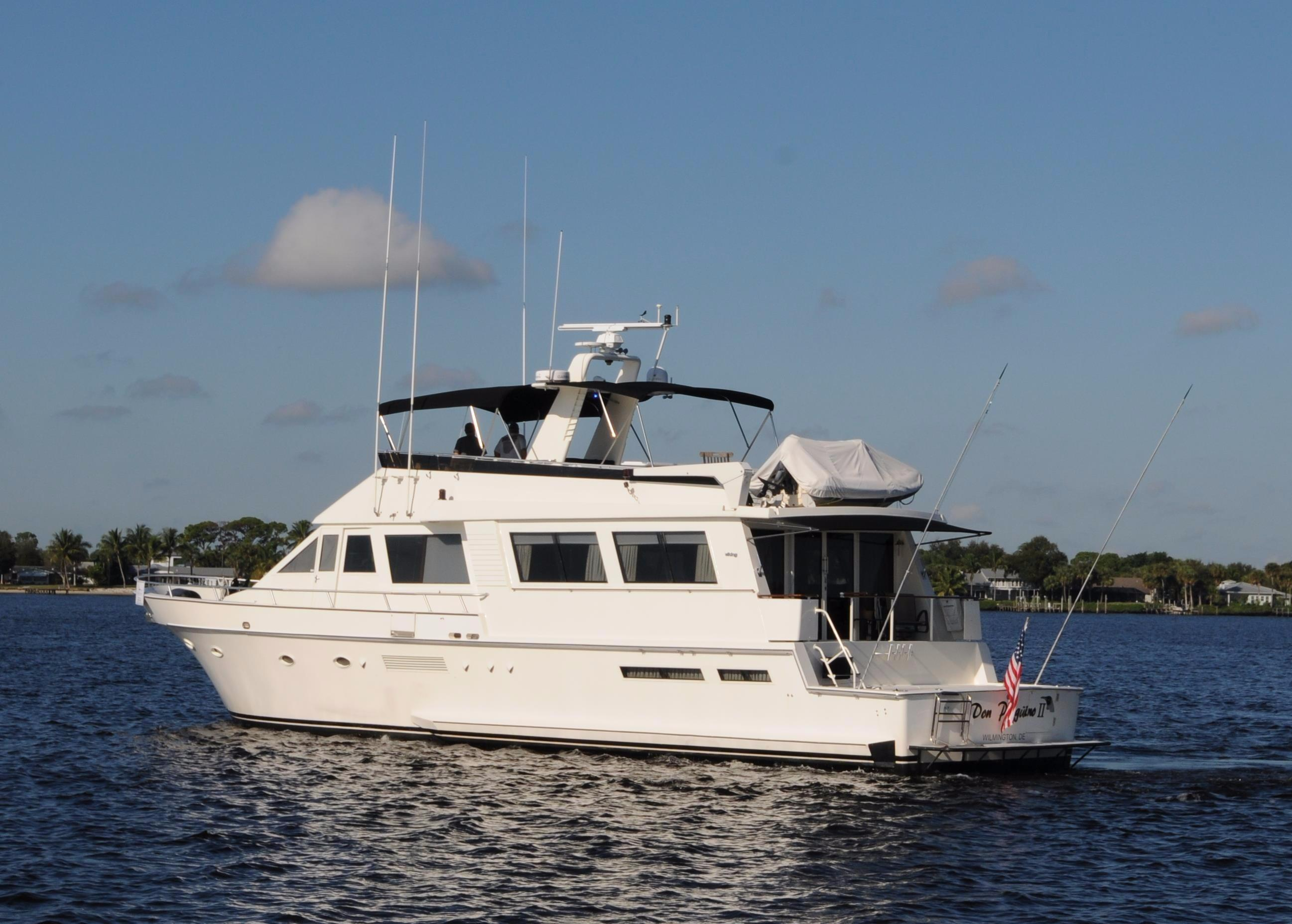 72 viking yachts 1991 for sale in stuart florida us for 72 hatteras motor yacht for sale