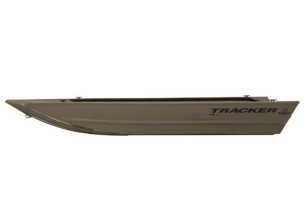 2020 Tracker Boats boat for sale, model of the boat is Grizzly 1448 Jon & Image # 4 of 16