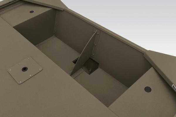 2020 Tracker Boats boat for sale, model of the boat is Grizzly 1448 Jon & Image # 10 of 16