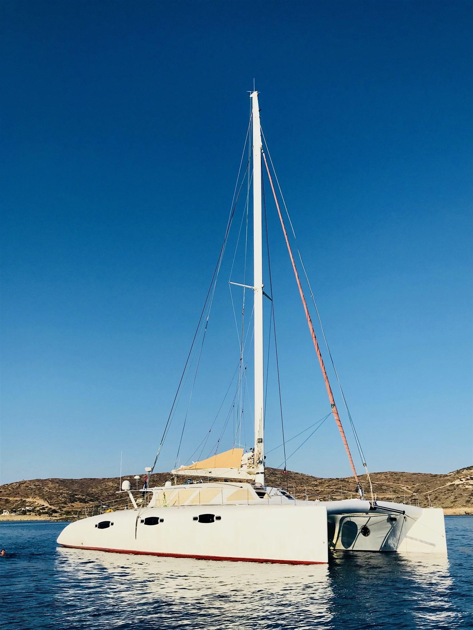 Custom Enmar Ambercat 210
