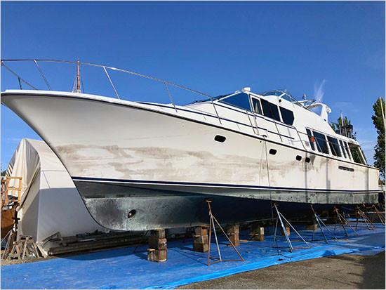 65' Pacific Mariner 1997