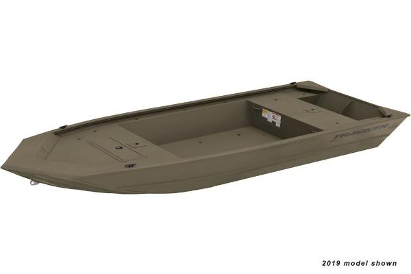 2020 TRACKER BOATS GRIZZLY 1648 JON for sale