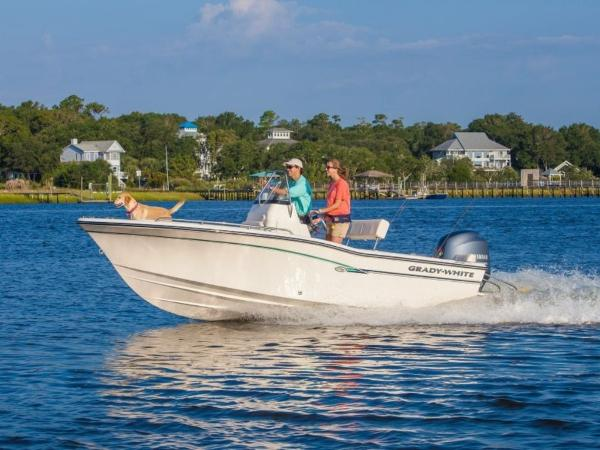 2020 Grady-White boat for sale, model of the boat is Fisherman 180 & Image # 1 of 16