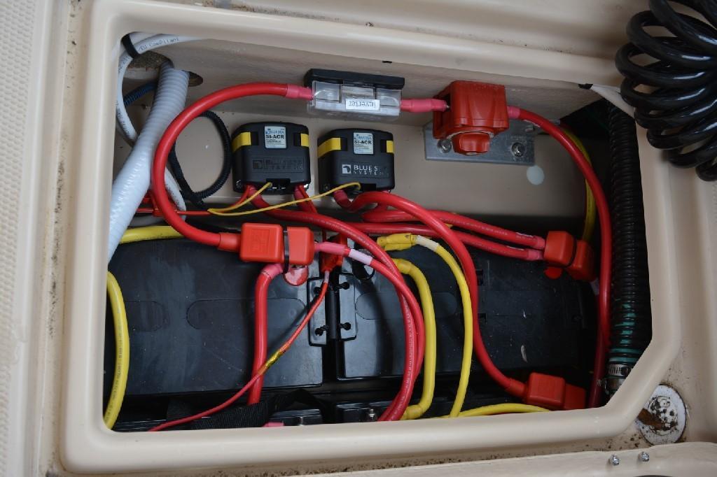 Ranger Tugs R-25 SC - Battery Locker
