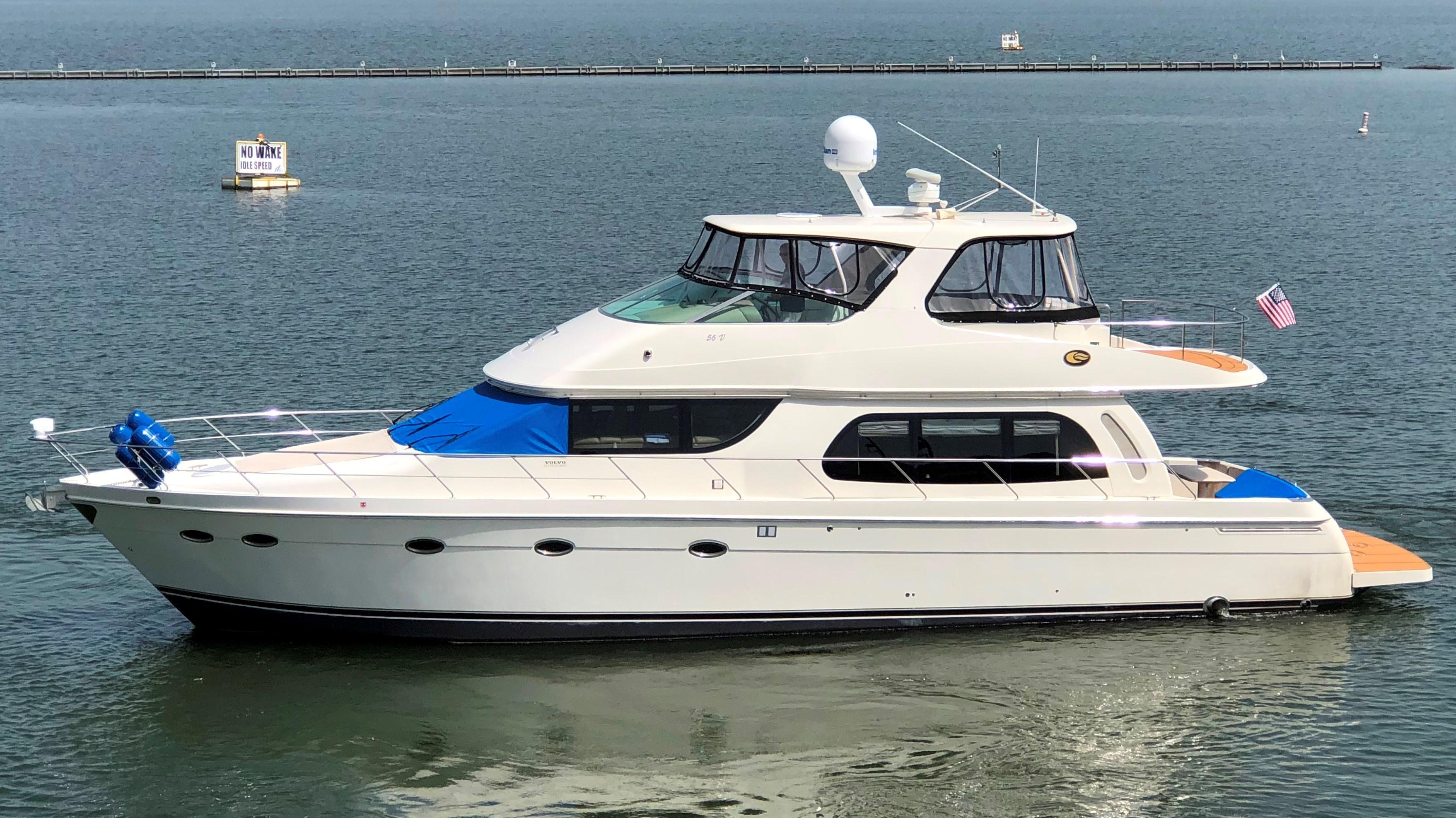 56 ft Carver 56 Voyager