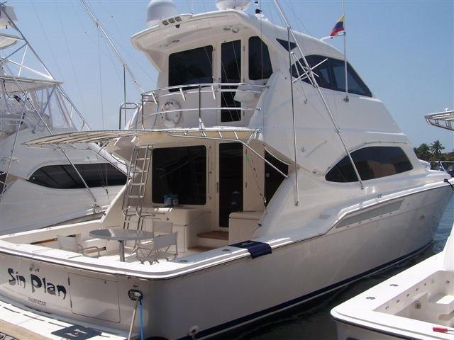 2005 Bertram 630
