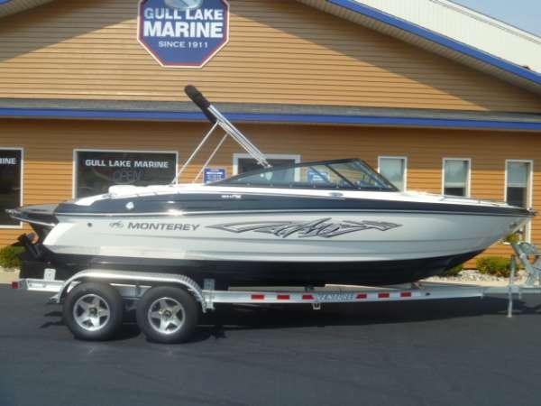 Monterey 204 FSX Bowrider. Listing Number: M-3704446 20' Monterey 204 FSX
