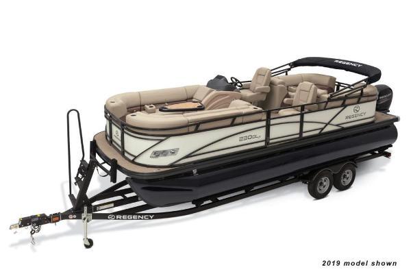 2020 Regency boat for sale, model of the boat is 230 DL3 & Image # 1 of 12