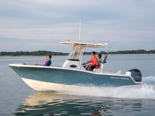 2020 Grady-White boat for sale, model of the boat is Fisherman 216 & Image # 1 of 24