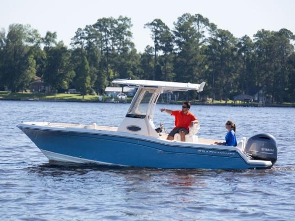 2020 Grady-White boat for sale, model of the boat is Fisherman 216 & Image # 3 of 24