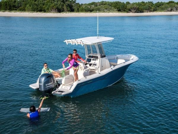 2020 Grady-White boat for sale, model of the boat is Fisherman 216 & Image # 5 of 24