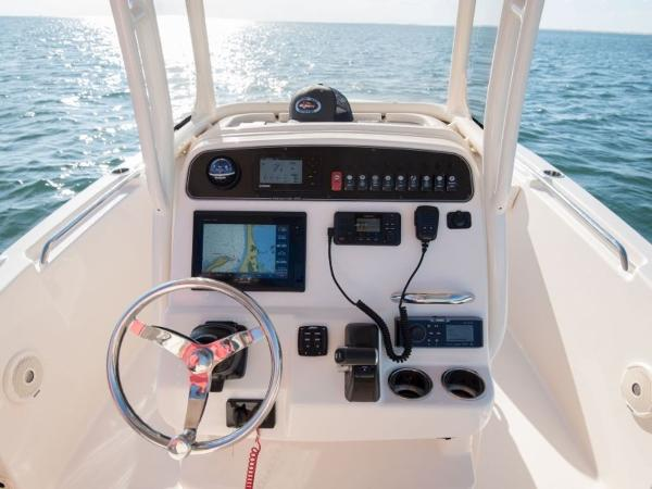 2020 Grady-White boat for sale, model of the boat is Fisherman 216 & Image # 13 of 24