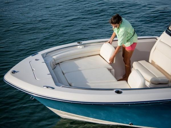 2020 Grady-White boat for sale, model of the boat is Fisherman 216 & Image # 15 of 24