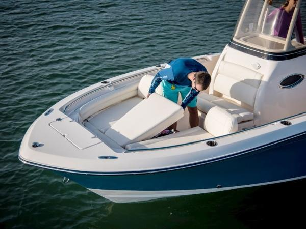 2020 Grady-White boat for sale, model of the boat is Fisherman 216 & Image # 16 of 24