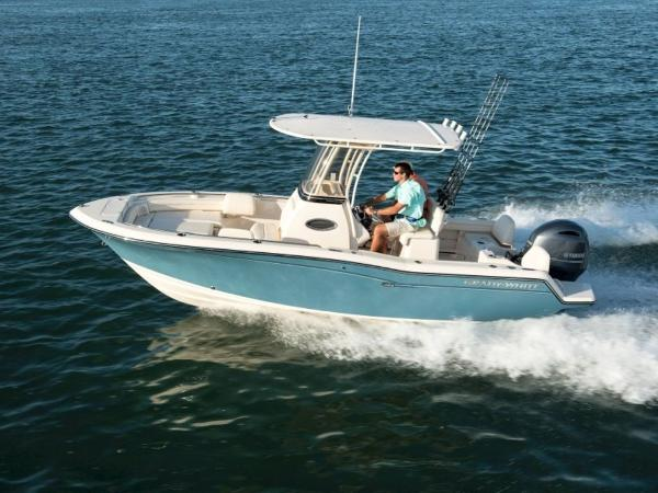 2020 Grady-White boat for sale, model of the boat is Fisherman 216 & Image # 18 of 24