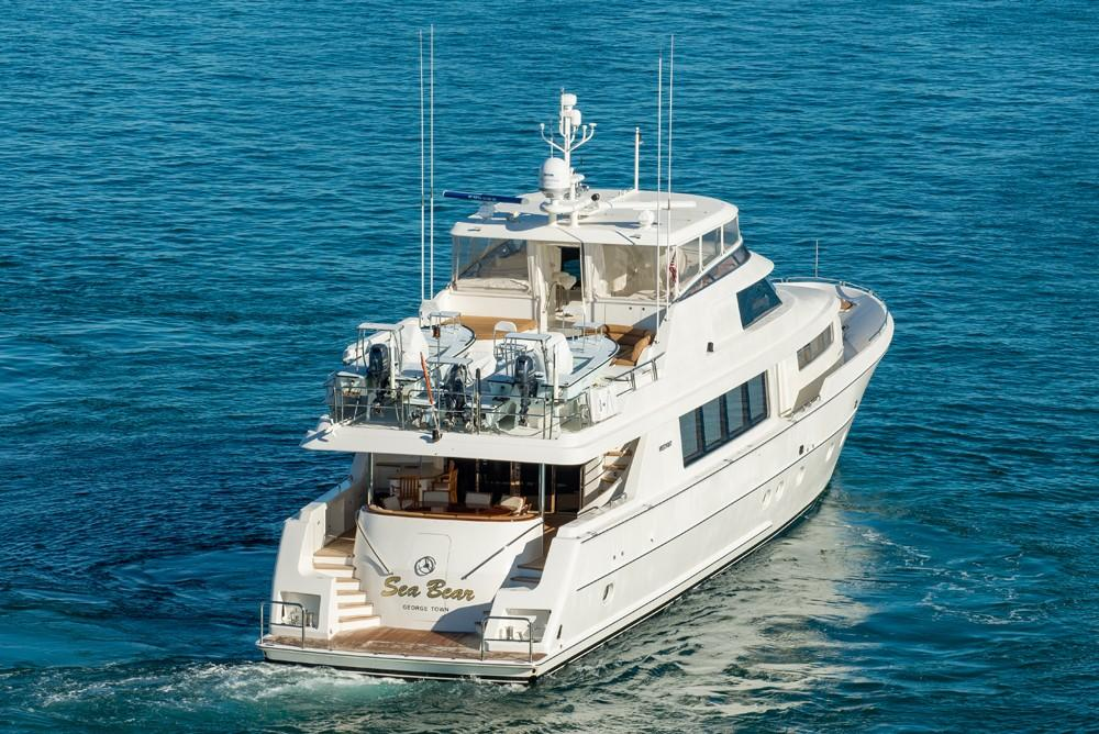 112 Westport Sea Bear 2009 North Palm Beach | Denison Yacht Sales