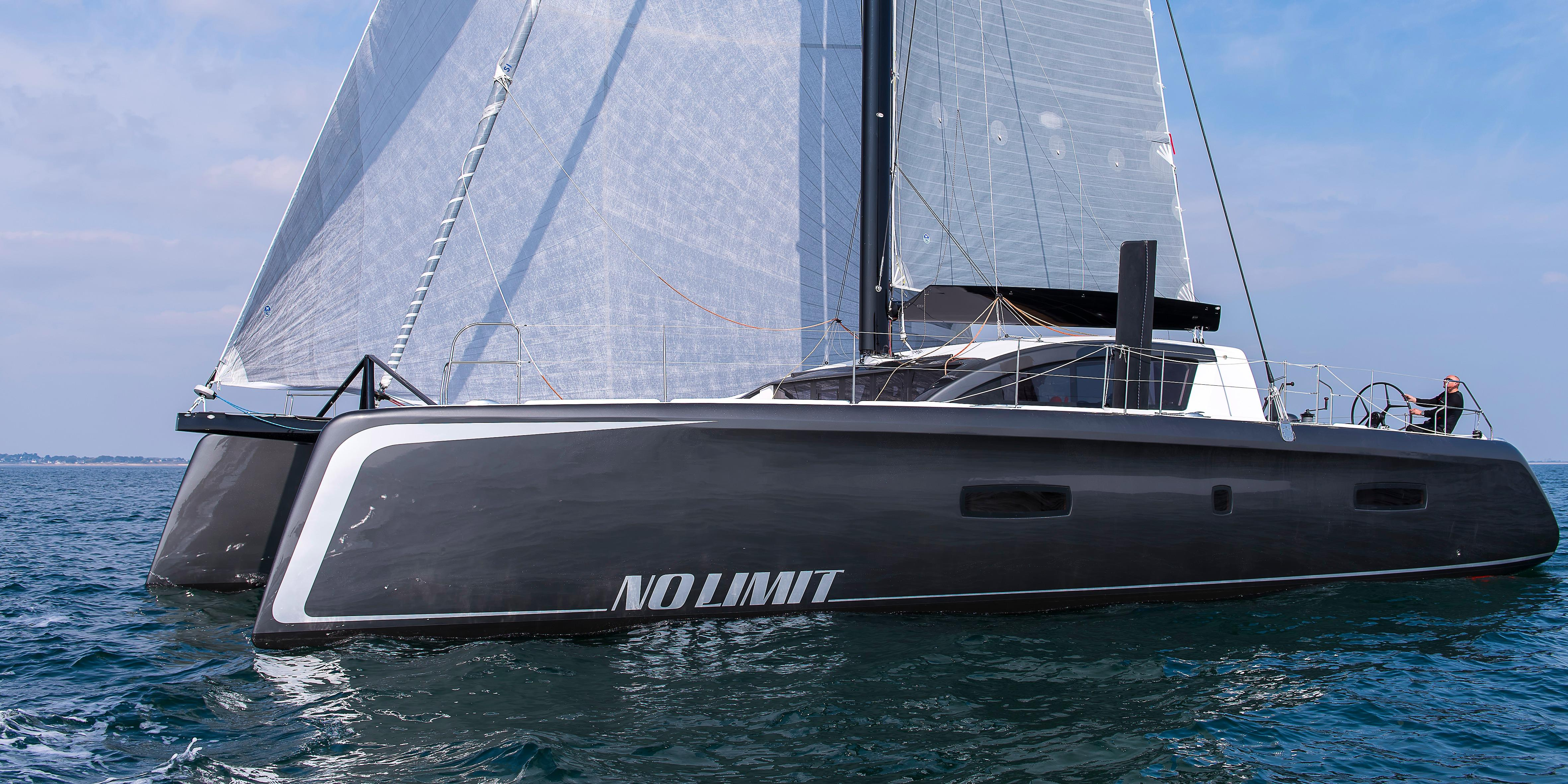 2015 Outremer Carbon 60
