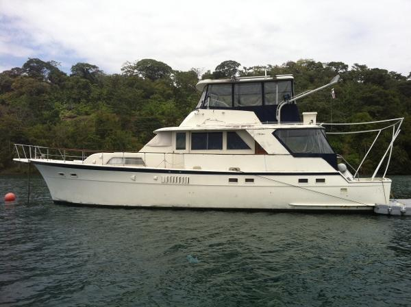 1975 Hatteras 58 Yacht Fisherman For Sale
