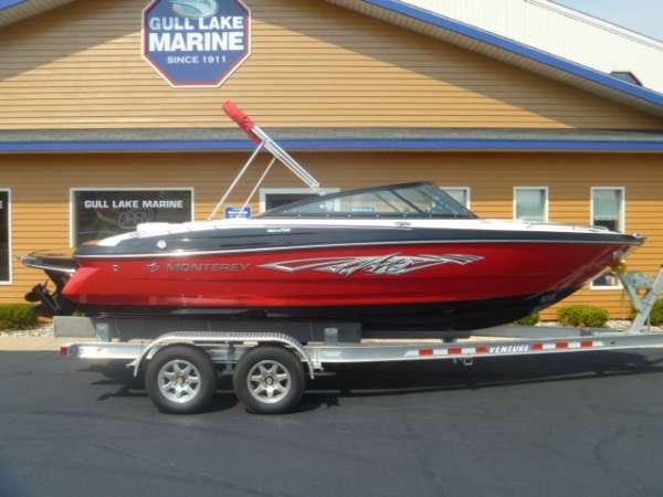 Monterey 204 FSX Bowrider. Listing Number: M-3704460 20' Monterey 204 FSX