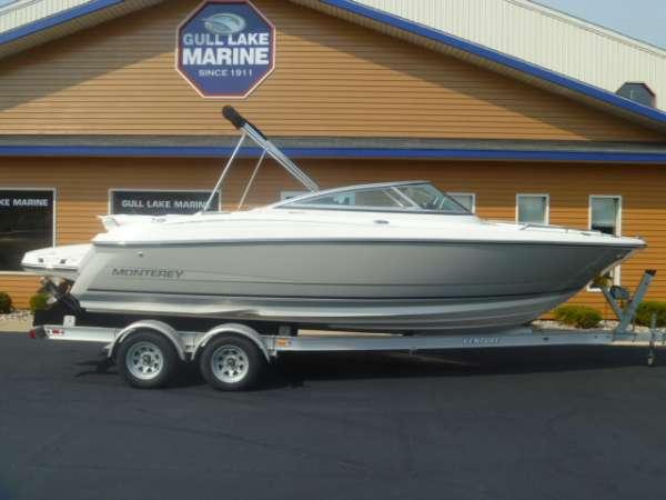 Monterey 244 FS Bowrider. Listing Number: M-3704461 24' Monterey 244 FS