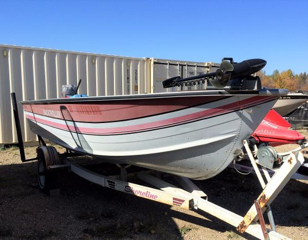 1988 SYLVAN BACKTROLLER for sale