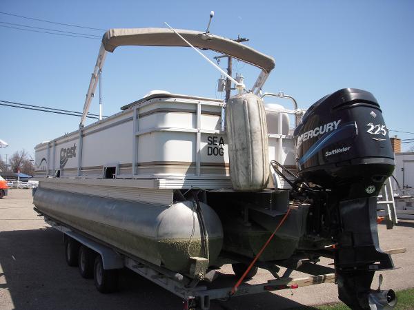 Used Pontoon Boat Boats For Sale Boats Com