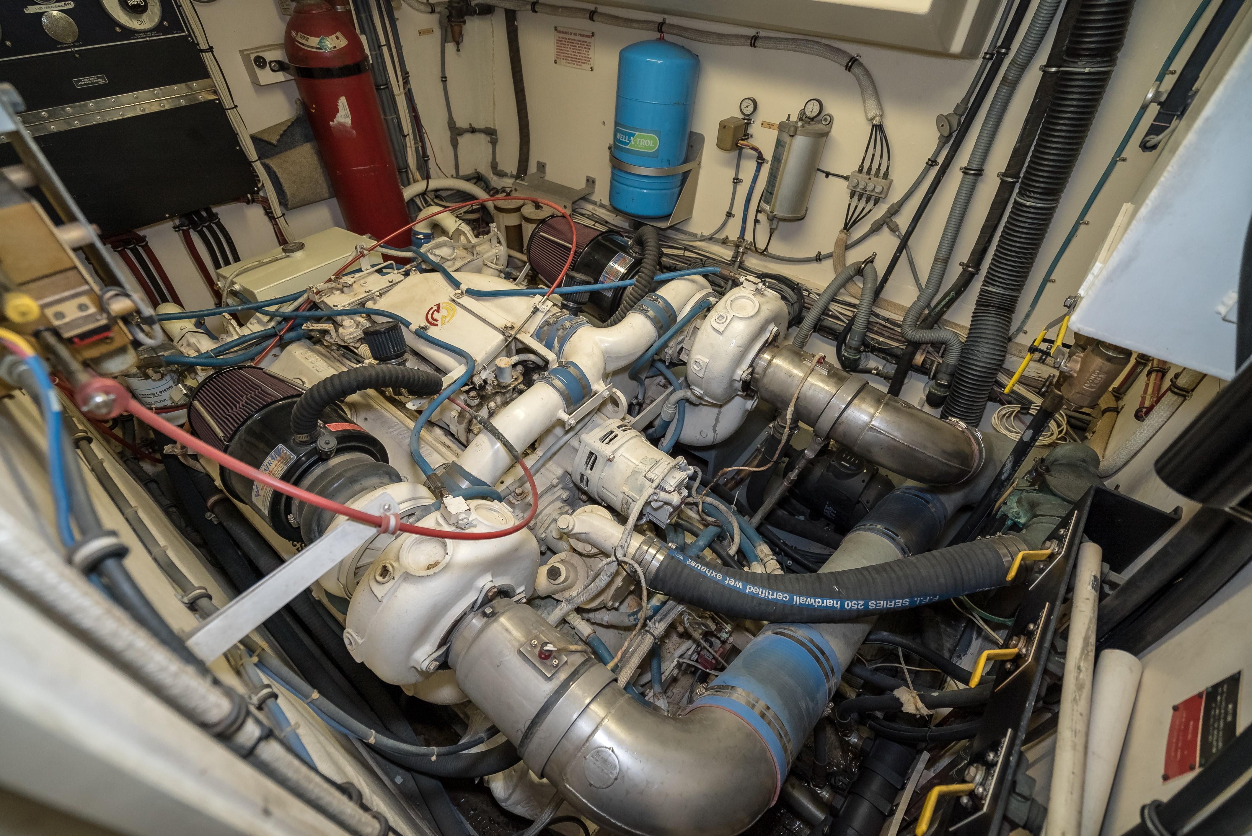 Stbd Engine 3