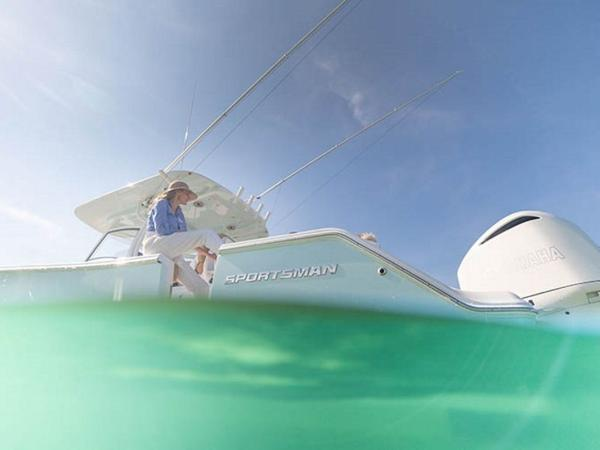 2020 Sportsman Boats boat for sale, model of the boat is Open 312 & Image # 2 of 54