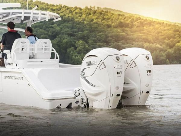 2020 Sportsman Boats boat for sale, model of the boat is Open 312 & Image # 3 of 54