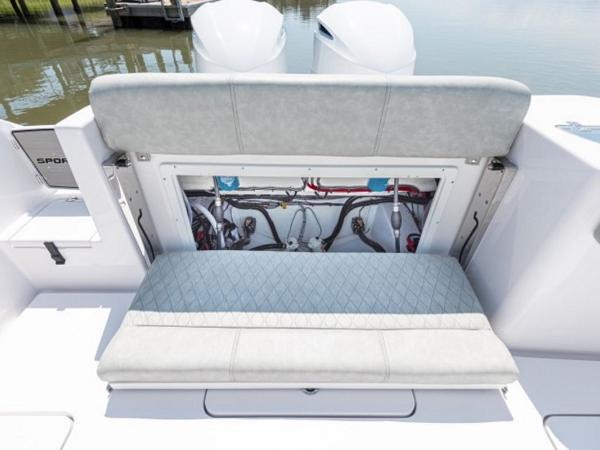 2020 Sportsman Boats boat for sale, model of the boat is Open 312 & Image # 21 of 54
