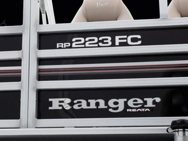 2020 Ranger Boats boat for sale, model of the boat is 223FC & Image # 27 of 51