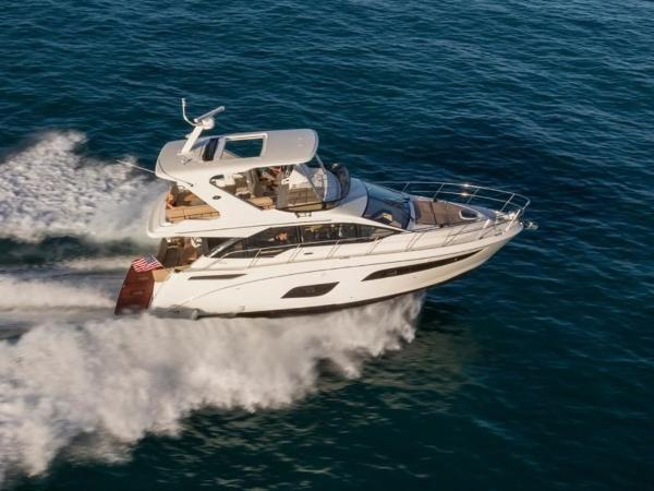 2020 Sea Ray boat for sale, model of the boat is Fly 460 & Image # 2 of 20