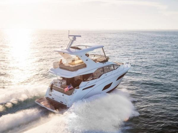 2020 Sea Ray boat for sale, model of the boat is Fly 460 & Image # 7 of 20