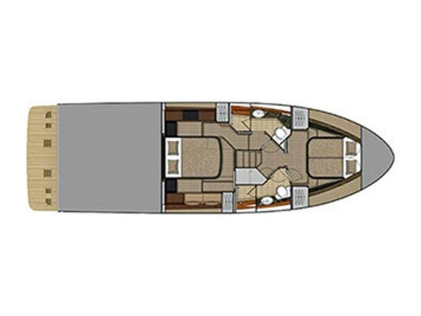 2020 Sea Ray boat for sale, model of the boat is Fly 460 & Image # 8 of 20