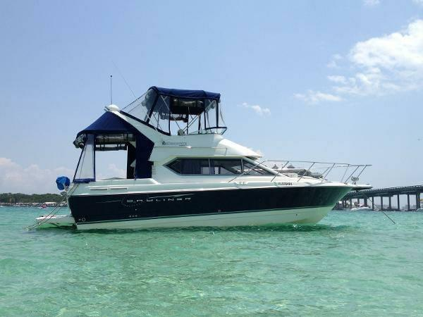 30.58' Bayliner 2008 Discovery 288
