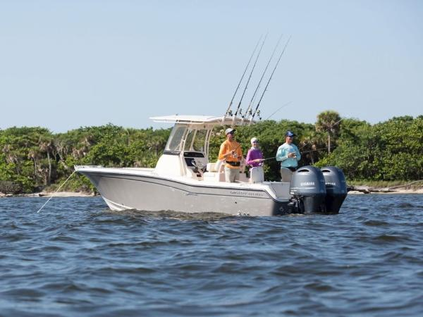 2020 Grady-White boat for sale, model of the boat is Fisherman 257 & Image # 2 of 20