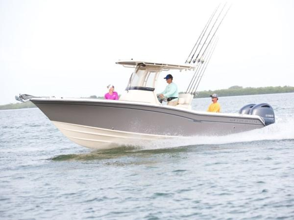 2020 Grady-White boat for sale, model of the boat is Fisherman 257 & Image # 5 of 20