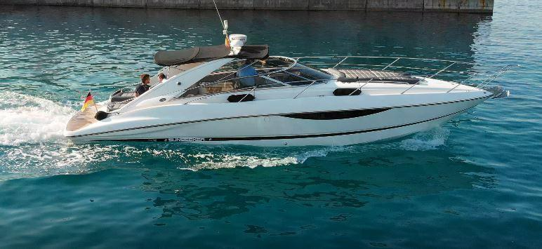 44.17 ft Sunseeker Superhawk 43
