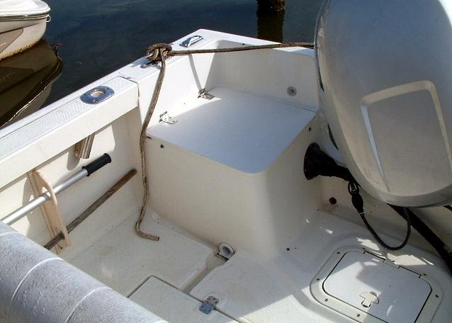Aft Starboard Seat