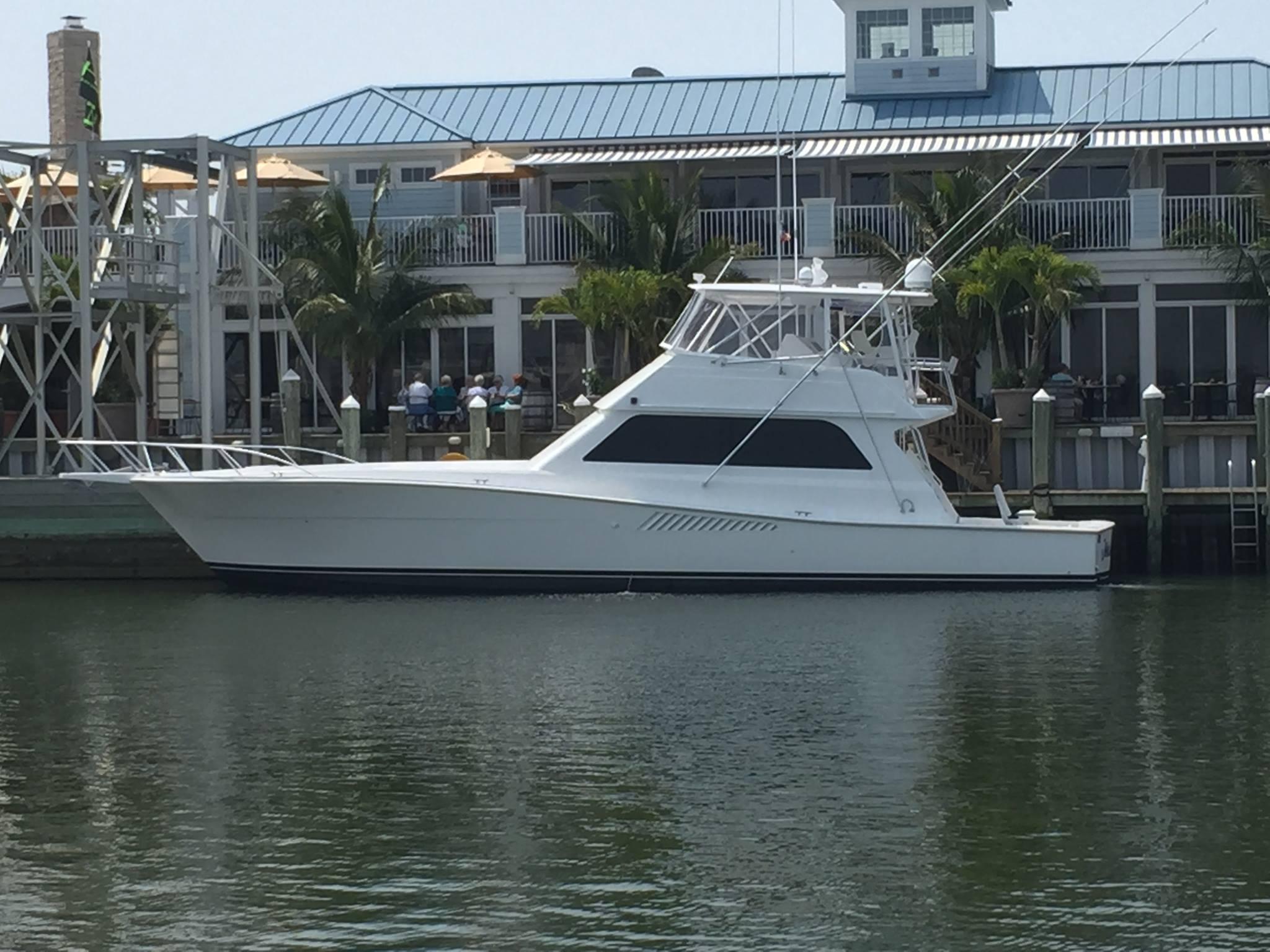 58 Viking Haulin N Ballin 1998 Ocean City | Denison Yacht Sales