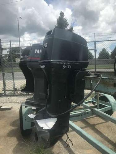 1993 EVINRUDE 70 for sale
