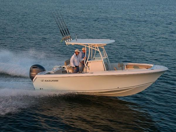 2020 Sailfish boat for sale, model of the boat is 220 CC & Image # 1 of 27