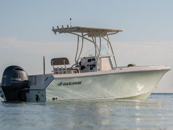 2020 Sailfish boat for sale, model of the boat is 220 CC & Image # 3 of 27
