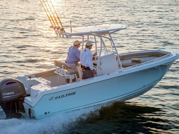 2020 Sailfish boat for sale, model of the boat is 220 CC & Image # 4 of 27
