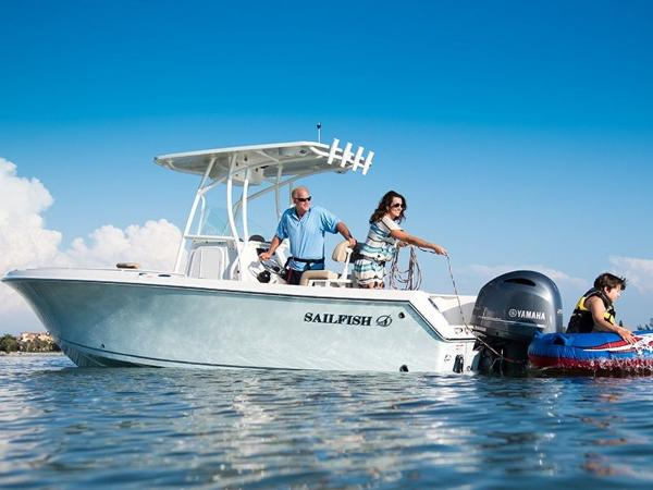 2020 Sailfish boat for sale, model of the boat is 220 CC & Image # 5 of 27