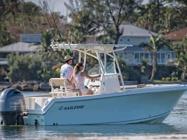 2020 Sailfish boat for sale, model of the boat is 220 CC & Image # 6 of 27