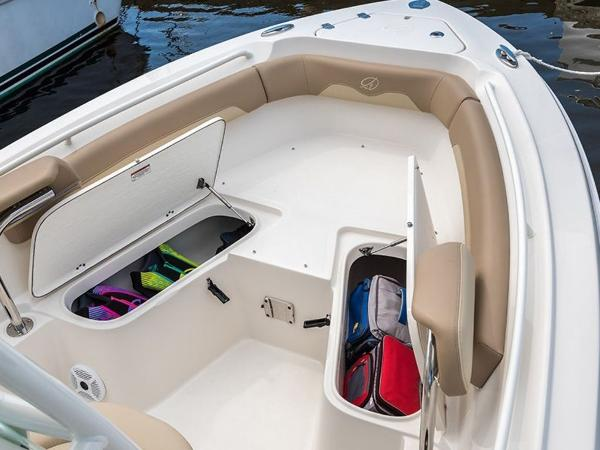 2020 Sailfish boat for sale, model of the boat is 220 CC & Image # 10 of 27