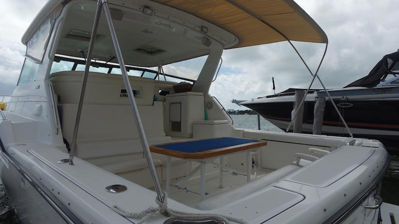 41 tiara 1995 for sale in cancun mx denison yacht sales for 41 ft mainship grand salon