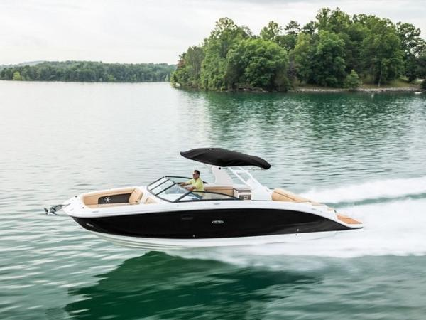 2020 Sea Ray boat for sale, model of the boat is SDX 290 & Image # 1 of 15